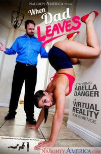 """Abella Danger, Xander Corvus In Naughty America – """"When Dad Leaves"""""""