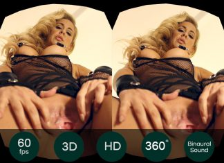 Face-sitting with Cherie DeVille