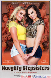 Aidra Fox & Alexis Monroe In Naughty Stepsisters