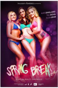 Kate England & Elsa Jean In Spring Break 2016!