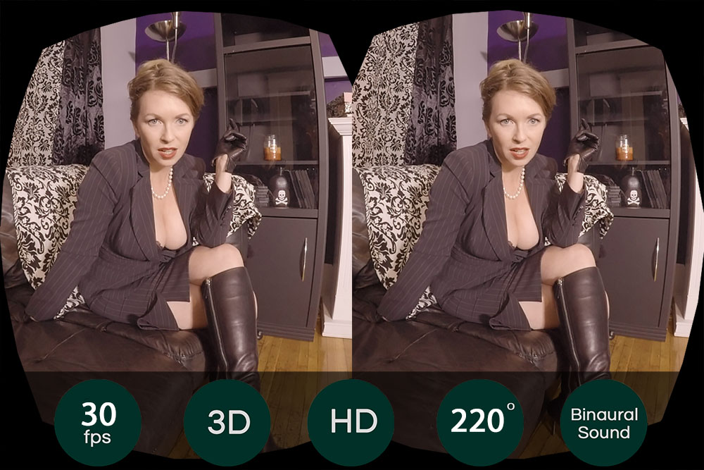 The Mistress T Collection: A Decadent Position