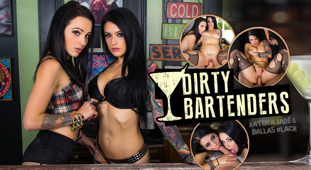 Dirty Bartenders