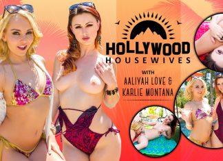Hollywood Housewives - VR Porn