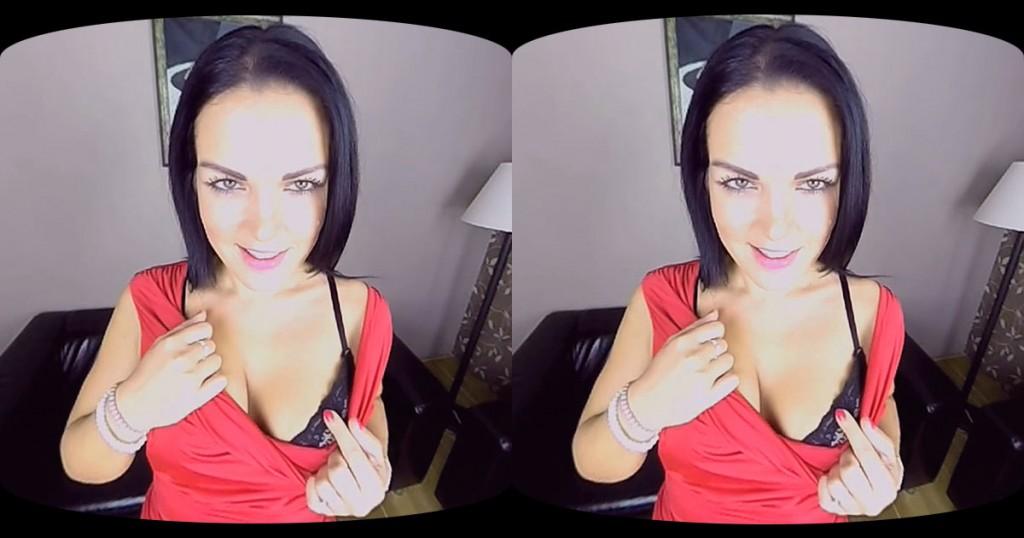 Nina Black VR Casting