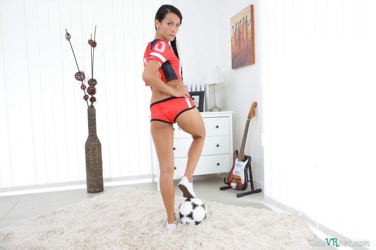 #1 Footbal Fan VR Porn
