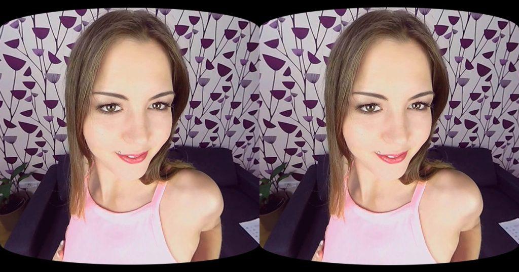 Cindy Shine Casting VR Porn
