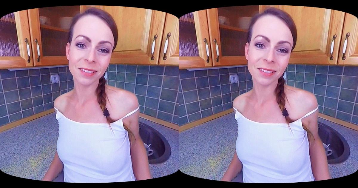 Caroline Ardolino Pissing VR Porn