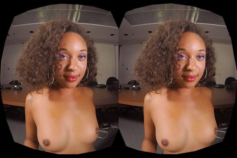 The GFE Experience: XXX Job Interview VR Porn