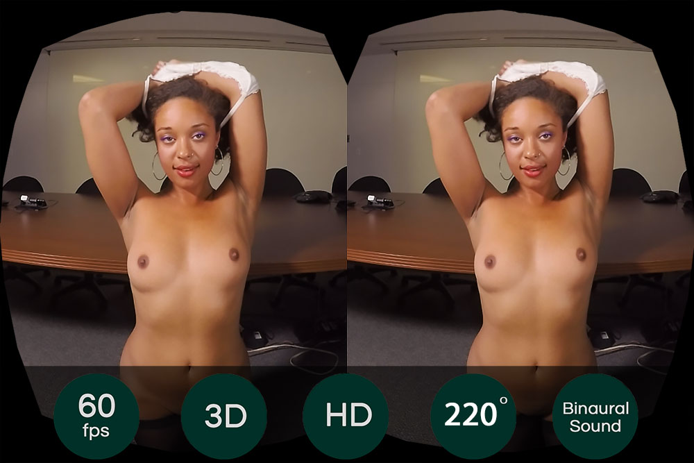 The GFE Experience: XXX Job Interview VR Porn