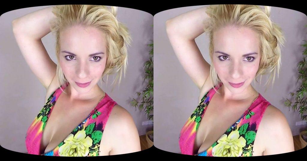 Ebba Sofie Casting VR Porn