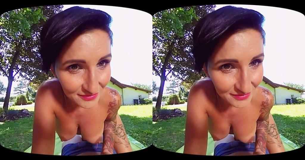 Gabrielle Gucci Hardcore VR Porn