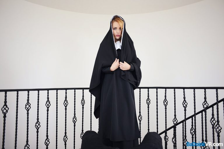 Busting A Nun VR Porn