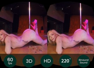 Private Dancer: Heather Heavens VR Porn