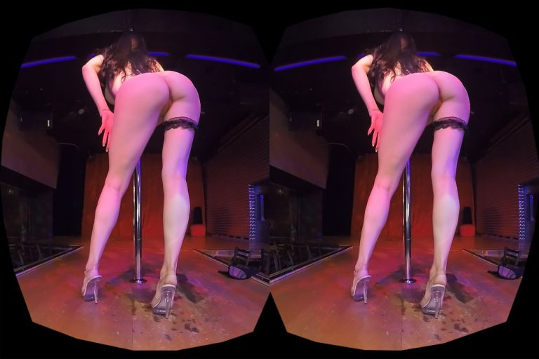 Private Dancer: Madelina Horn VR Porn