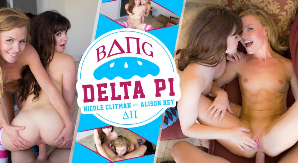 Bang Delta Pi VR Porn