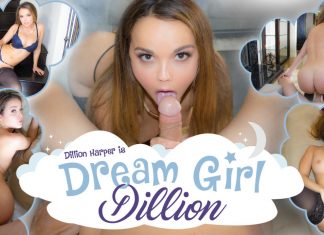 Dream Girl Dillion VR Porn