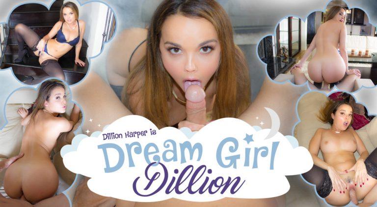 Dream Girl Dillion VR Porn