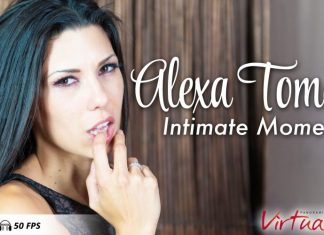 Alexa Tomas: Intimate Moments VR Porn