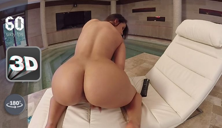 TV By The Pool VR Porn