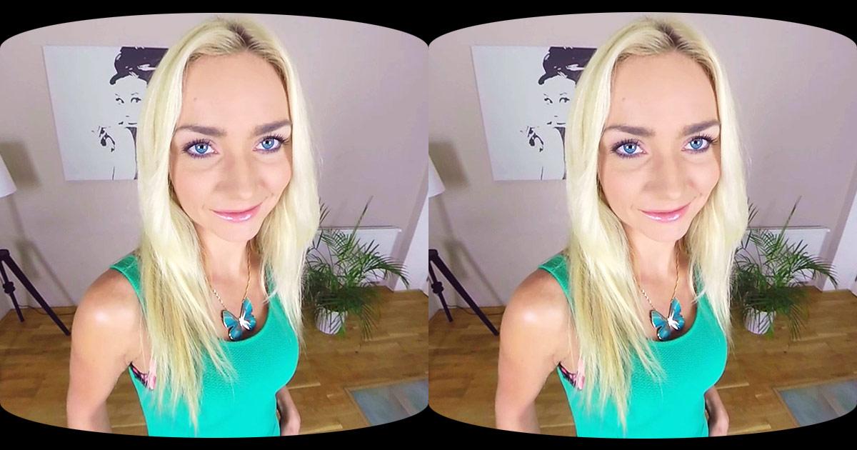 Victoria Puppy Casting VR Porn