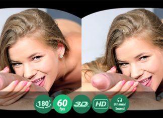 Ttwisted Shower Game VR Porn