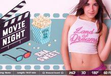 Movie Night VR Porn