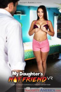 Karter Foxx In My Daughter's Hot Friend VR Porn