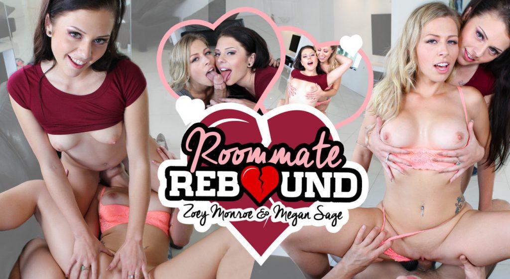 Roommate Rebound VR porn