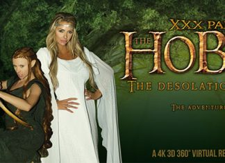 The Hobbit: The Desolation Of Cock