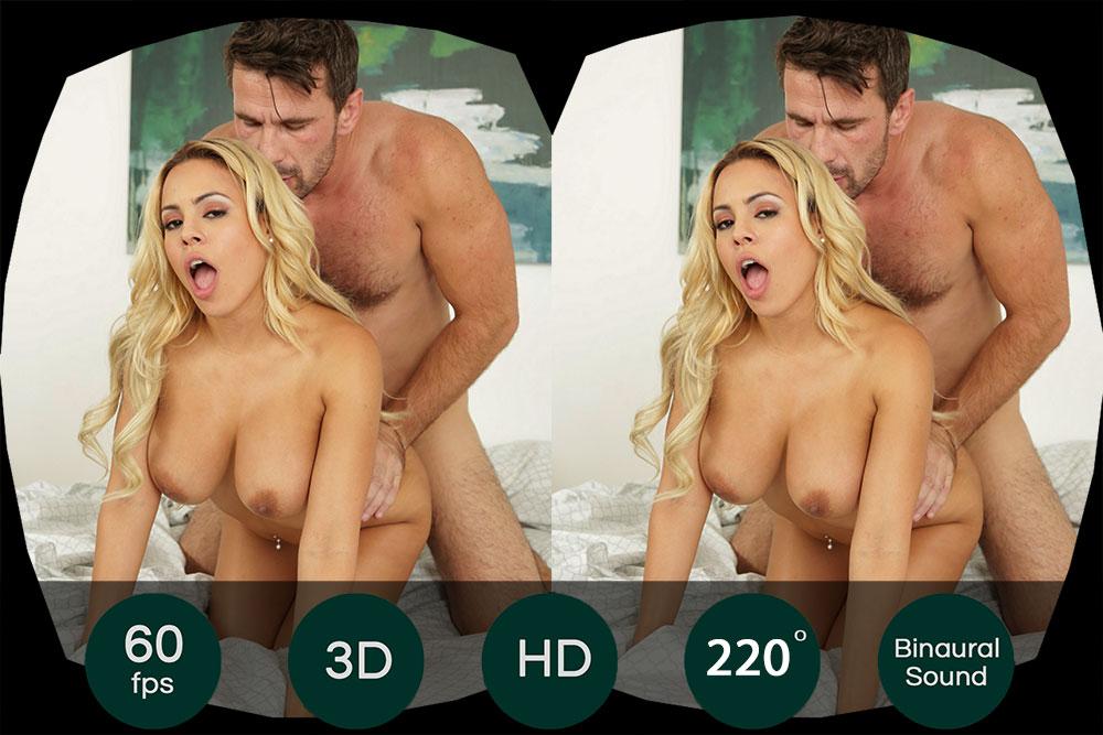 Sexhibitionist Star VR Porn