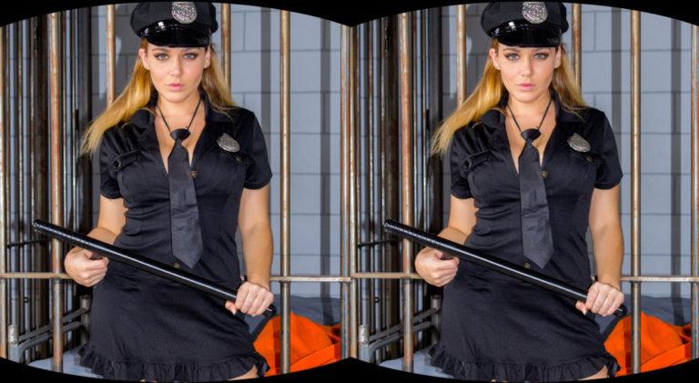 NYPD Blew VR Porn