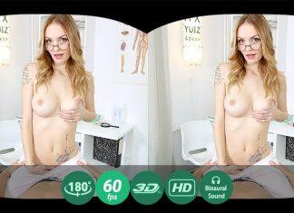 Hottie, M.D. VR Porn