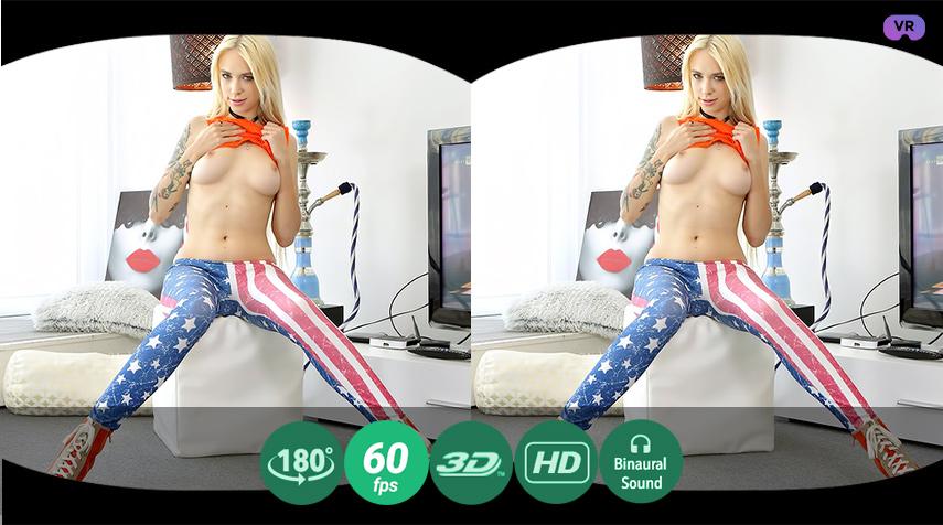 Free Spirit VR Porn