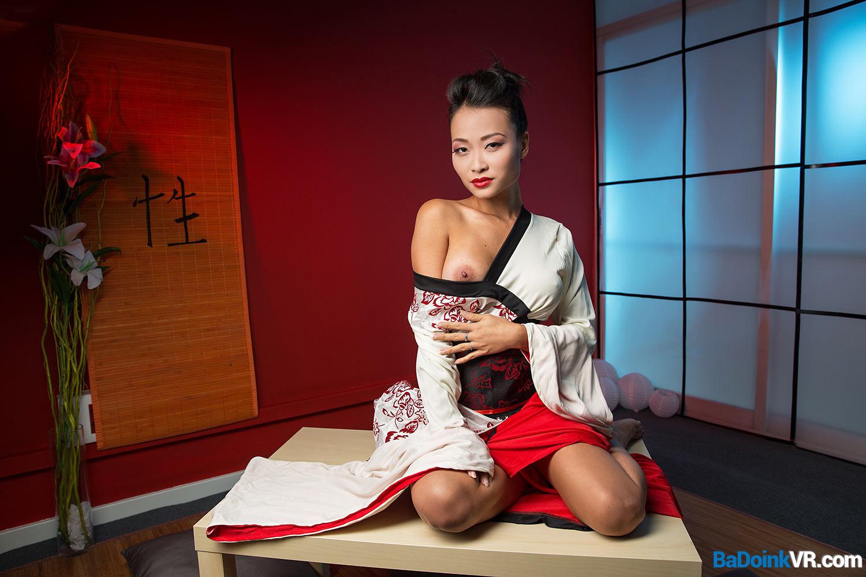 Geisha Go Anal VR Porn