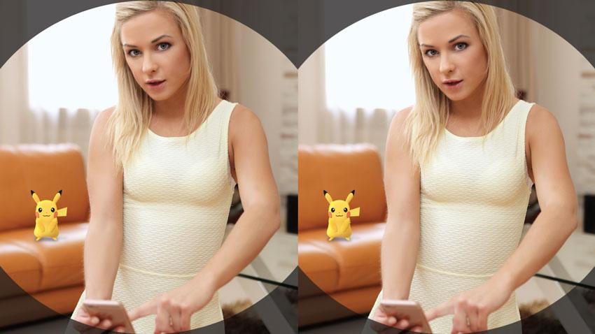 Pokemon Blow VR Porn