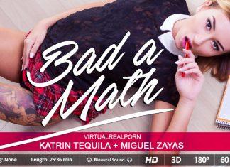 Bad at math VR Porn