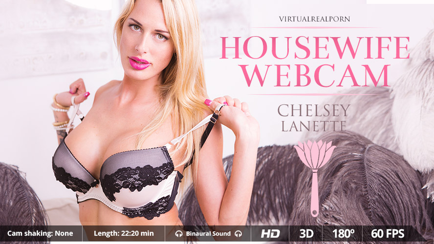 Housewife webcam VR Porn
