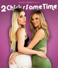 Jillian Janson and Niki Snow In 2 Chicks Same Time VR Porn