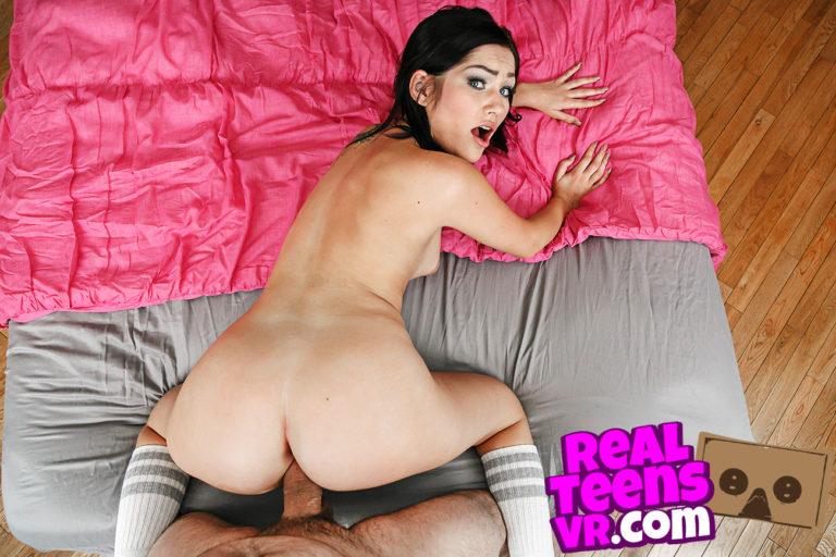 Karly Baker Teen VR Porn