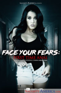 Megan Rain In Face Your Fears: First Time Anal VR Porn