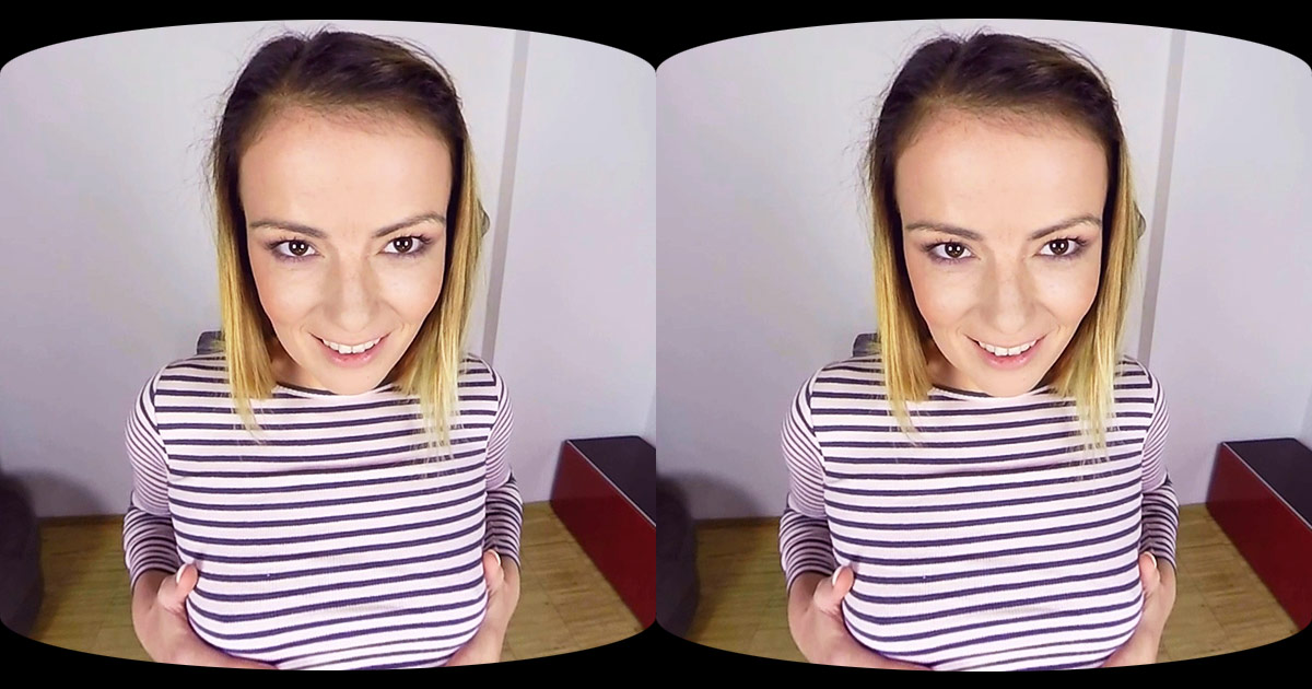 Samantha Joons Casting VR Porn