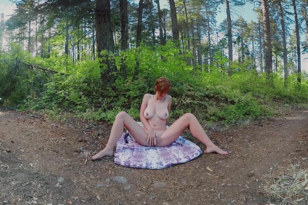 Ryanne Body Shaking Orgasm VR Porn