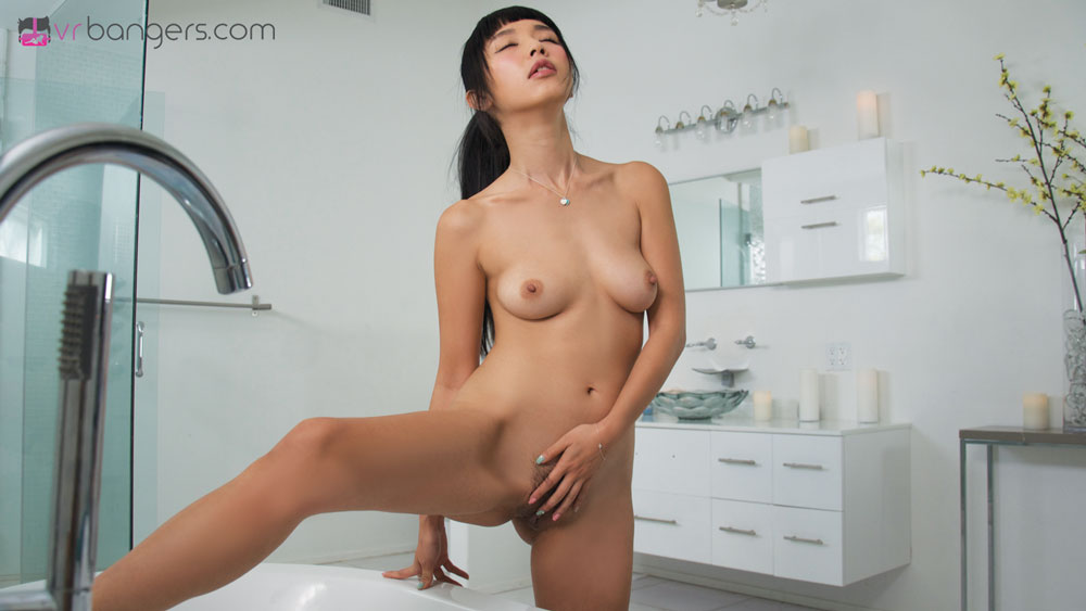 Asian Squirt VR Porn