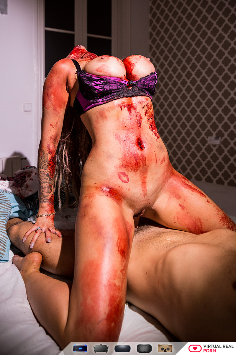 Girl gets fucked by zombie, sex dungeon punish bdsm