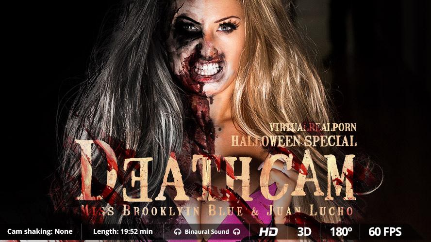 Halloween special: Deathcam VR Porn