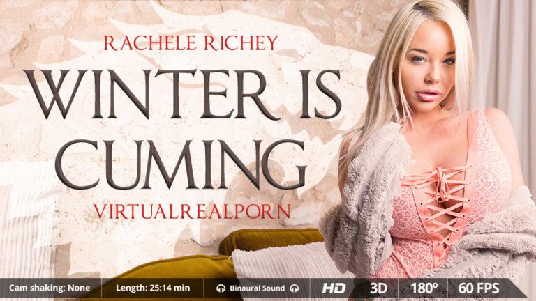 Winter is cuming
