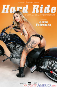 Kleio Valentien In Hard Ride VR Porn