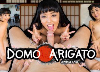 Domo Arigato VR Porn