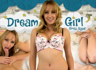 Dream Girl: Brett Rossi VR Porn