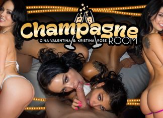 WankzVR Champagne Room VR Porn